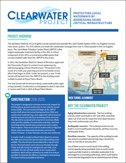 Clearwater Project Fact Sheet